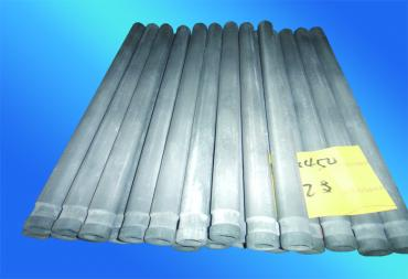 High performance ceramic heating sleeves for non ferrous metal foundries