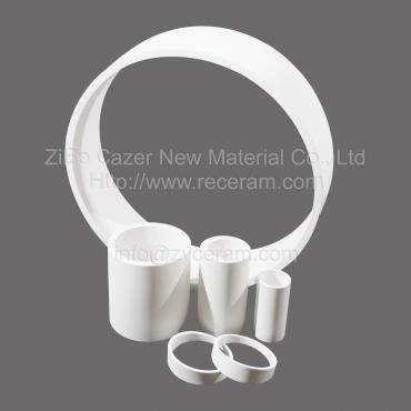 Wear Resistant Alumina Ceramic Pipe For Power Plant